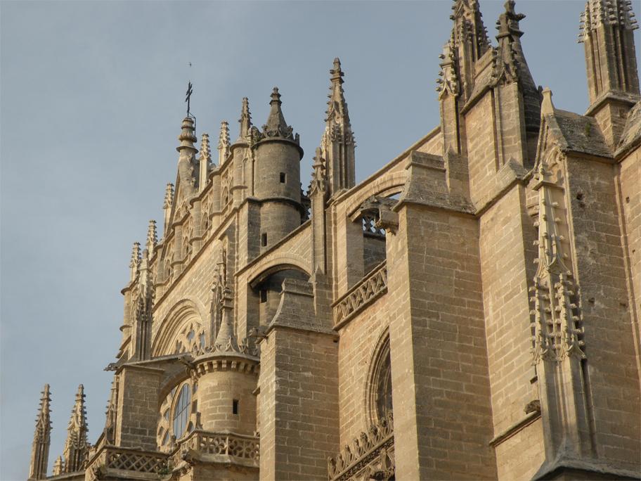 Alcazar Seville Guided Tour