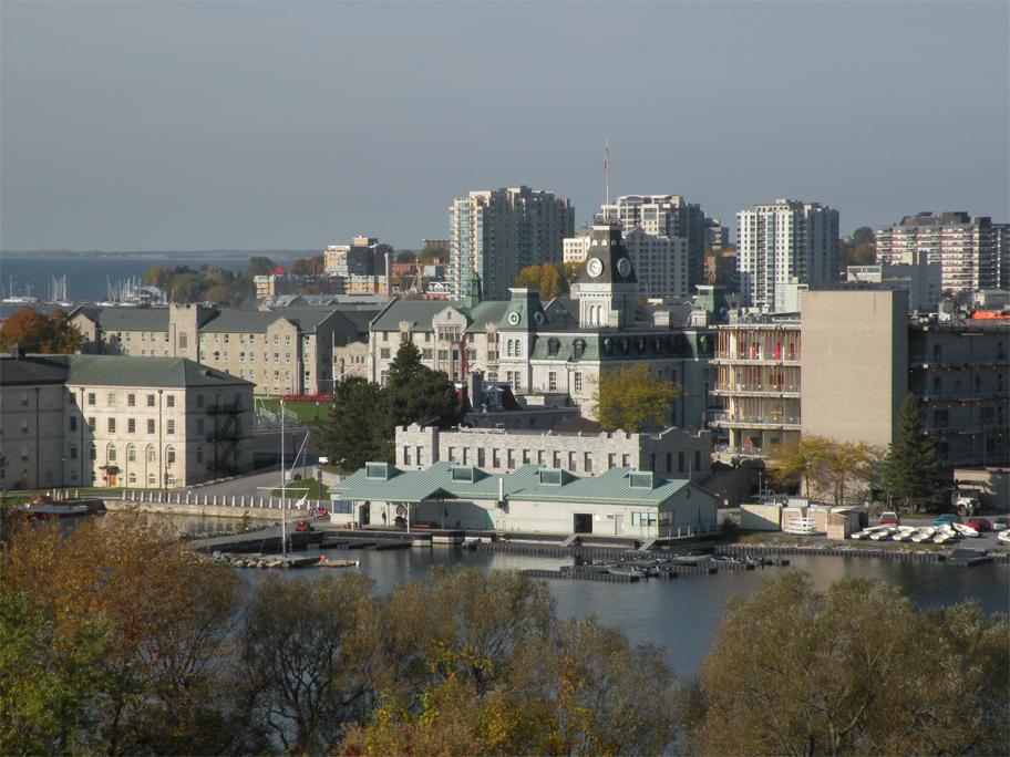 Morning In Kingston Ontario Plus Ultra