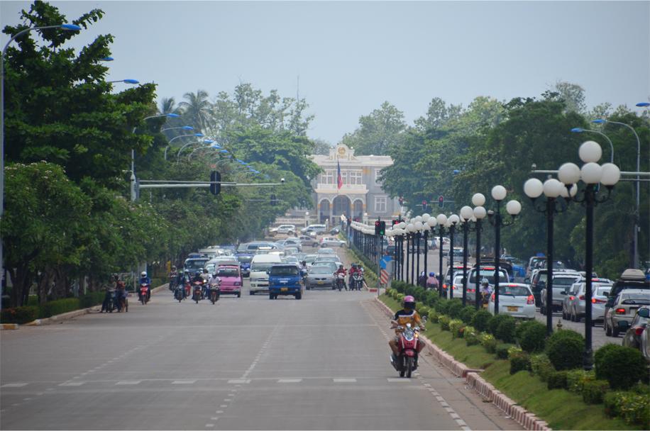 Lane Xang Avenue