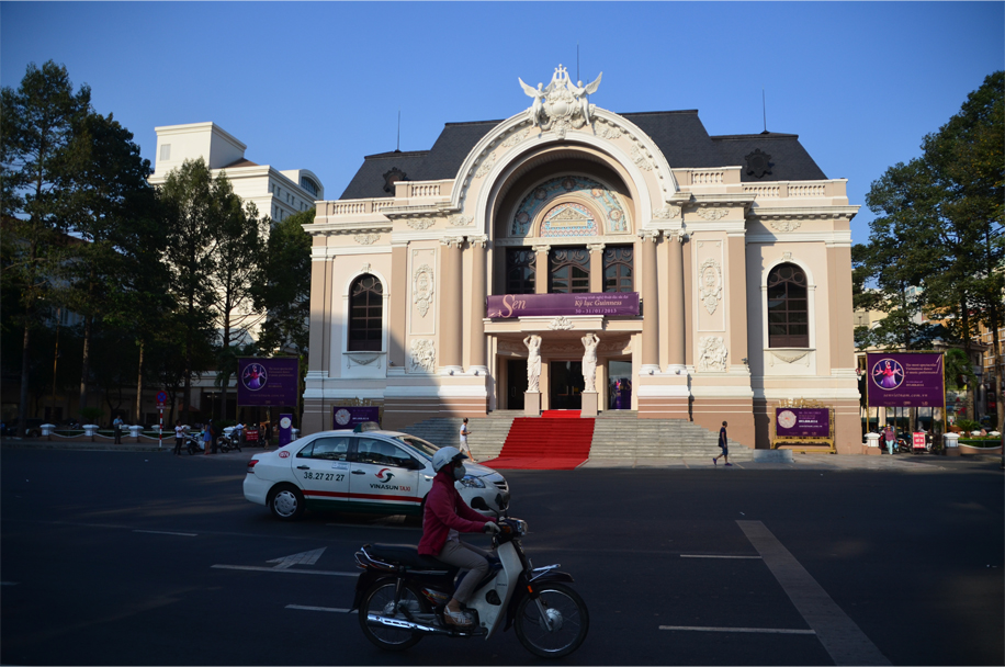 Saigon's Opera House