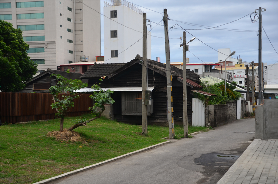 A colonial, Japanese-era house in Taitung