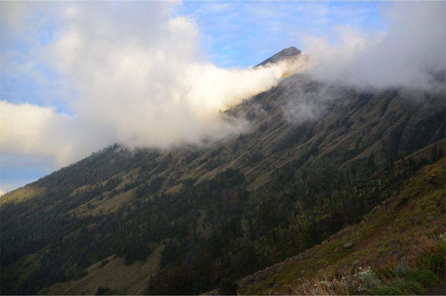 Forbidding slopes