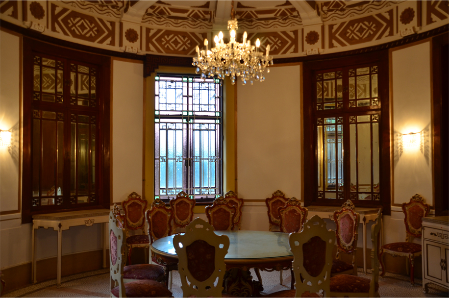 The Round Dining Room