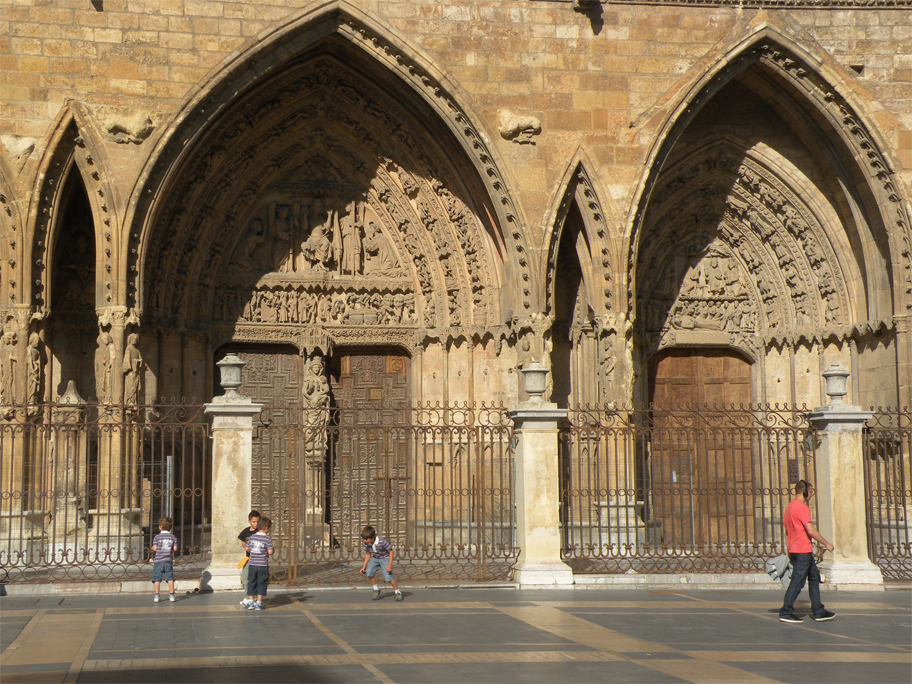 Gothic portals