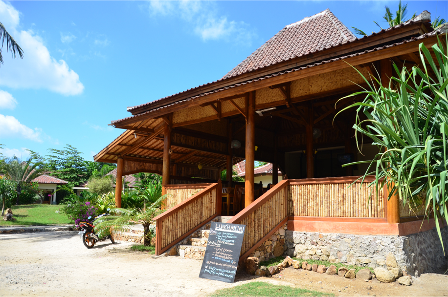 Third Moon Café, Kuta Lombok