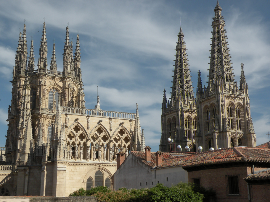 Burgos Cathedral, a World Heritage Site