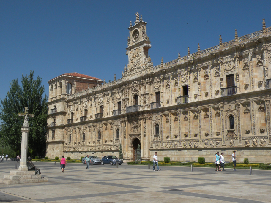 The Convent of San Marcos, now a luxury hotel
