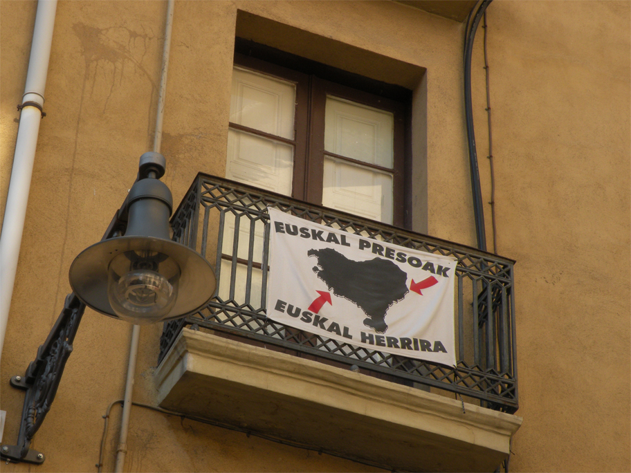 For a united, independent Basque state