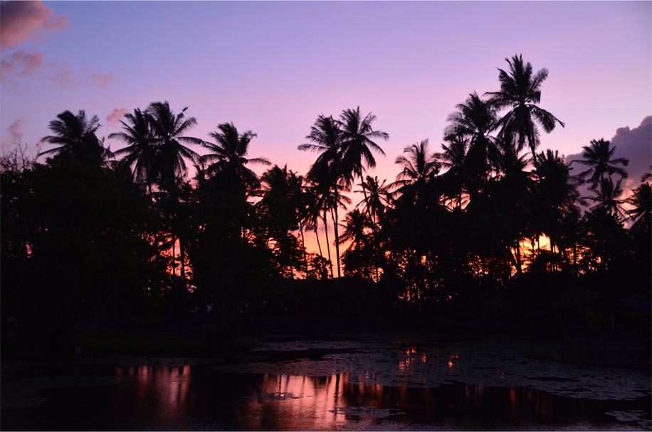 Candidasa Sunset, Bali