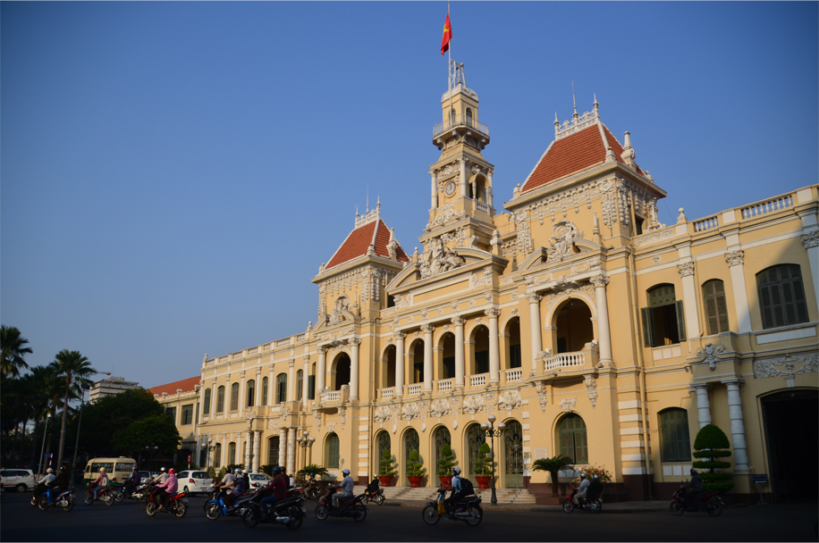 City Hall, Saigon