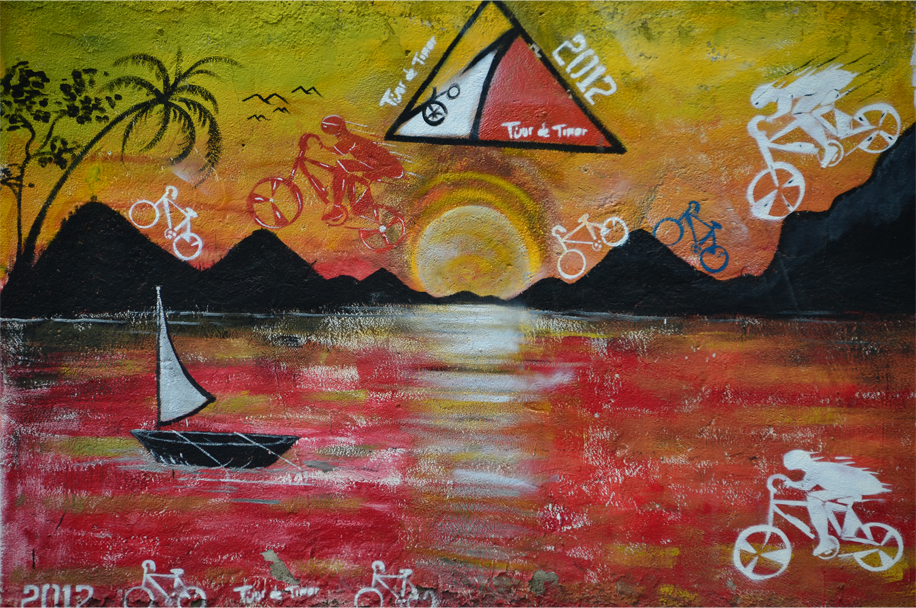 Timor Lorosae - 'East, where the sun rises'