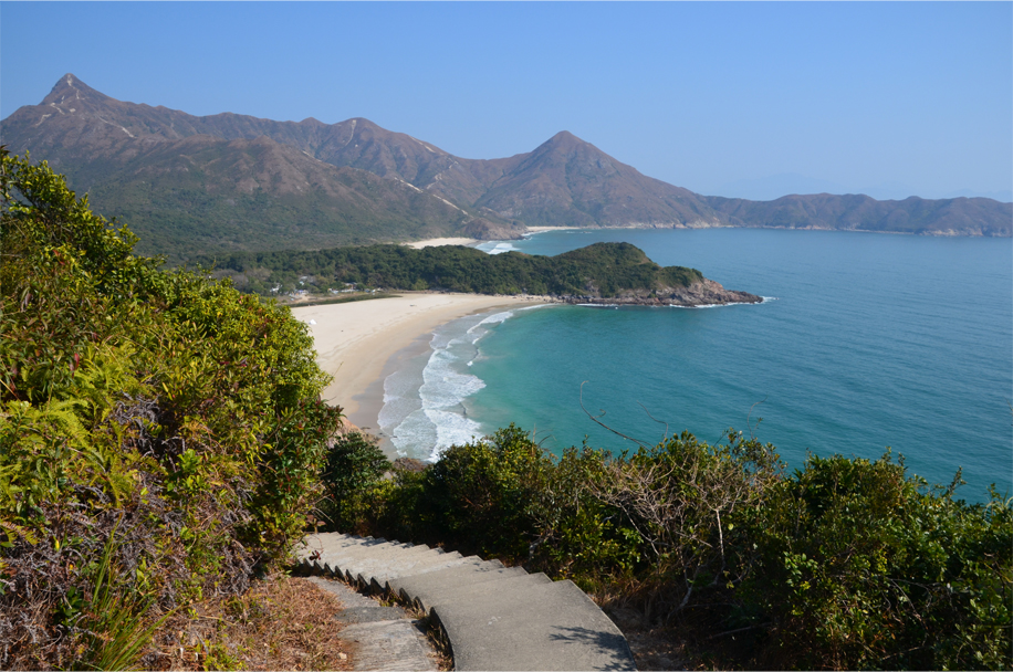 Beaches of Tai Long Wan, Sai Kung