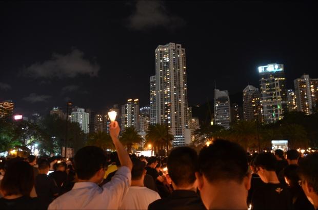 Tiananmen Vigil_1