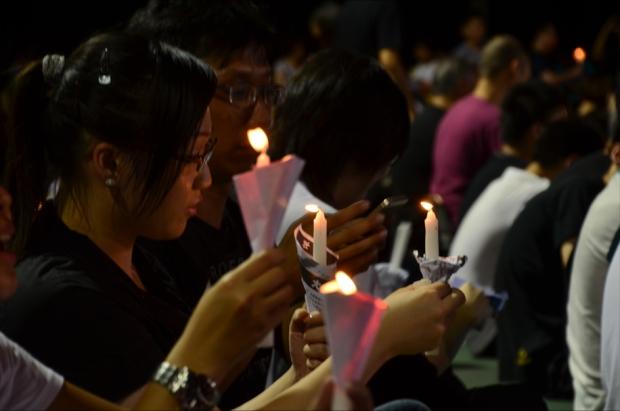 Tiananmen Vigil_4