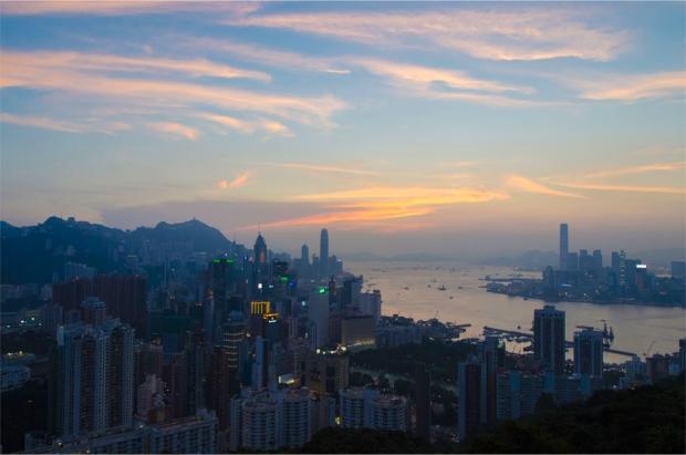 HK Sunset_1