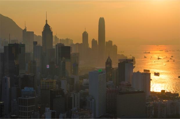 HK Sunset_2