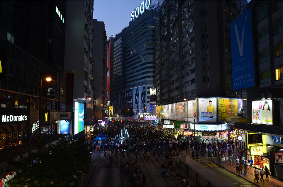 Umbrella Revolution_1