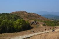 Along the Yuen Tsuen Ancient Trail