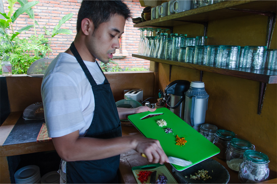 The Balinese Forest Kitchen Plus Ultra