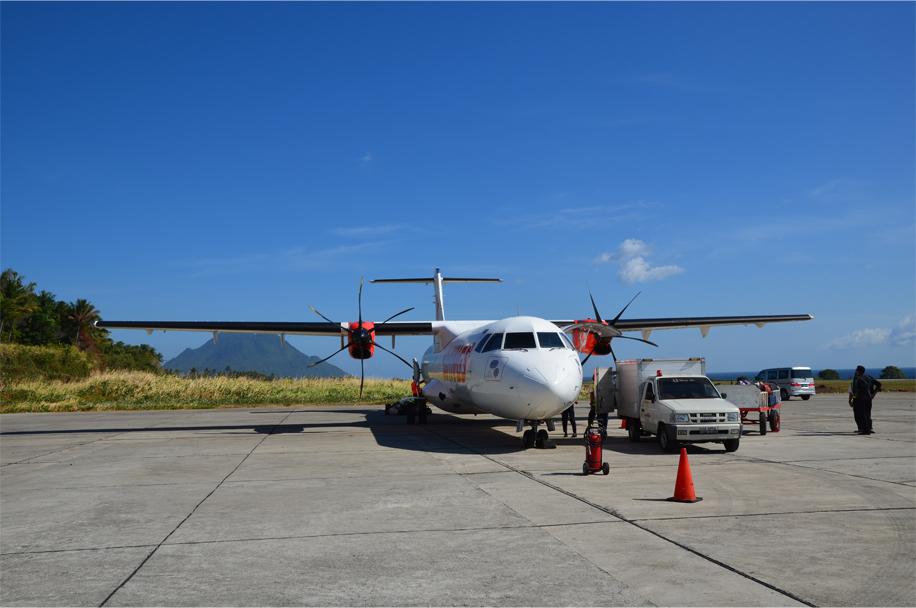 Ternate airport
