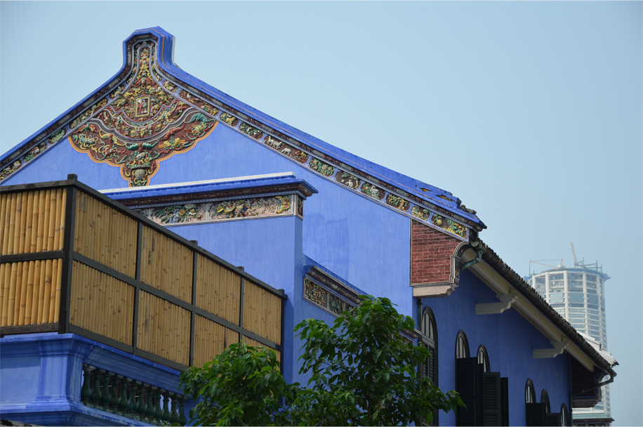 Penang Blue Mansion_1