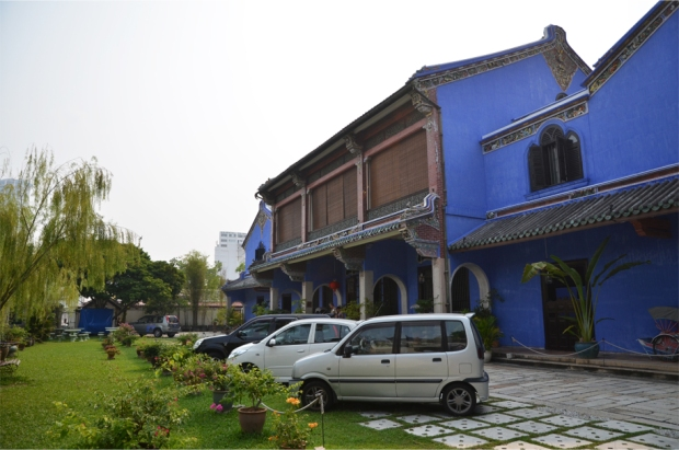 Penang Blue Mansion_12