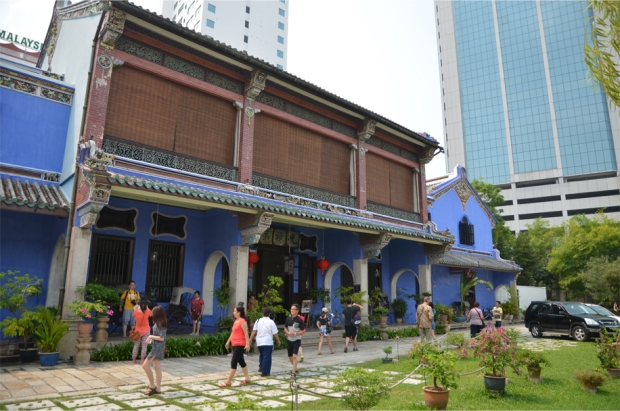 Penang Blue Mansion_3