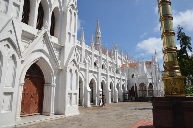San Thome Basilica, Chennai, Tamil Nadu