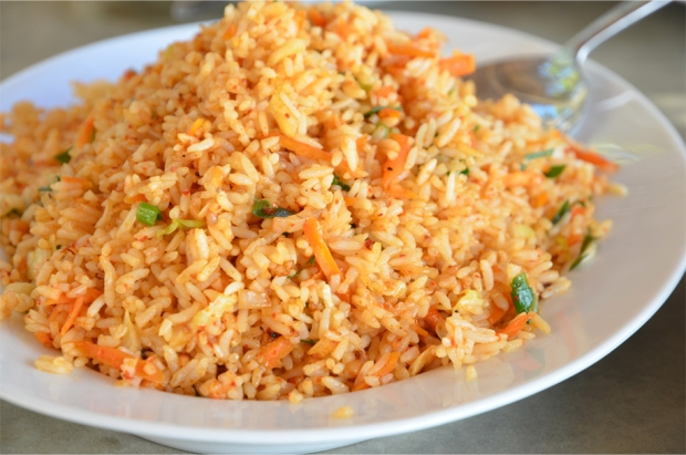 Sri Lankan-style fried rice