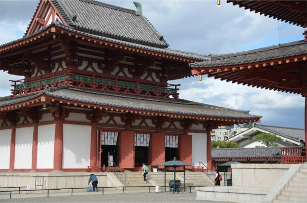 Although rebuilt over the centuries, Shitenno-ji is regarded as Japan's oldest Buddhist temple