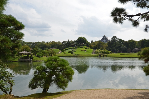 It's easy to see why this is considered one of Japan's three great gardens