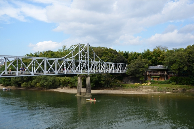 The bridge to Korakuen