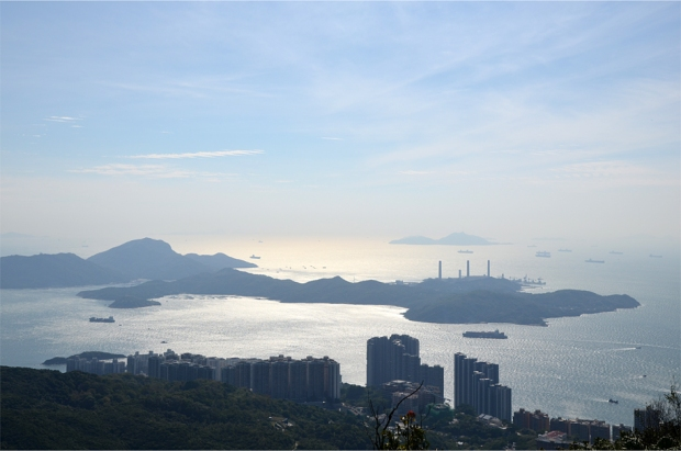 Lamma Island and beyond