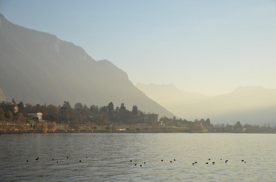 Winter in the Swiss Riviera | Plus Ultra
